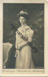 Grossherzogin Alexandra von Mecklenburg-Schwerin - Verlag NPG