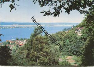 Mannenbach - Christliches Erholungsheim Wartburg - AK Grossformat - Verlag Photoglob-Wehrli Zürich gel. 1963