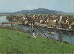 Diessenhofen - AK Grossformat - Verlag E. Baumann Winterthur