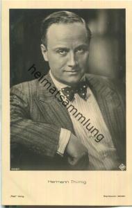 Hermann Thimig - Ross Verlag 6139/1