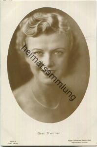 Gretl Theimer - Ross Verlag 5525/1