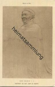 Basel - Musée de Bâle - Hans Holbein - Edition Braun Dornach