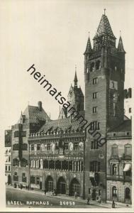 Basel - Rathaus - Foto-AK