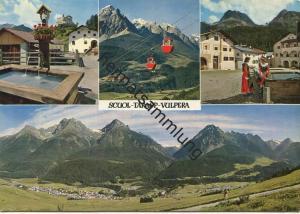 Scuol - Tarasp Vulpera - AK Grossformat - Verlag Feuerstein Scuol gel. 1969