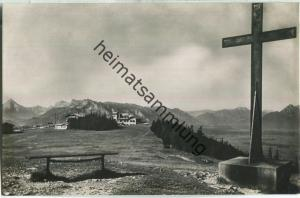Gaisbergspitze - Plateau - Foto-Ansichtskarte - Verlag Würthle & Sohn Nachf. Salzburg