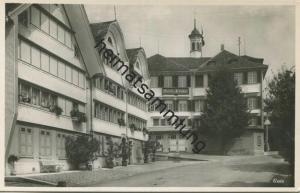 Gais - Hotel zur Krone - Foto-AK - Verlag Photoglob Wehrli & Vouga Zürich