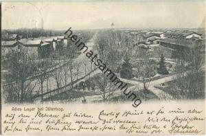 Jüterbog - Altes Lager - Verlag A. Jänicke Jüterbog