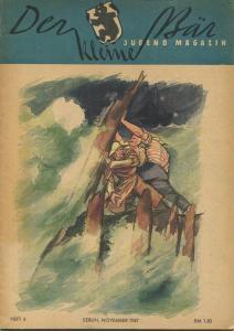 Der kleine Bär Jugend Magazin - Heft 4 1947 - 36 Seiten - Das Jugendmagazin erscheint monatlich mit Genehmigung der fran