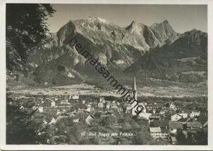 Bad Ragaz - Foto-AK Grossformat - Verlag Edm. Fetzer Bad Ragaz