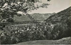Bad Ragaz - Foto-AK - Verlag Foto Fetzer Bad Ragaz 1950