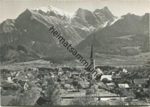 Bad Ragaz - Foto-AK Grossformat - Verlag Fetzer Bad Ragaz - gel. 1957