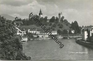 Luzern - Foto-AK - Verlag O. Süssli-Jenny Thalwil