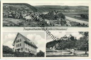 Polle - Jugendherberge - Verlag Carl Thoericht Hann. Münden 50er Jahre