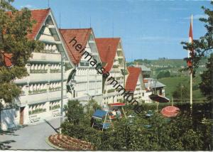 Trogen - Kurhäuser Martens - Inhaber Methernitha - AK Grossformat - Verlag Foto-Gross St. Gallen