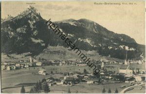 Reutte - Breitenwang - Verlag J. Heimhuber königlich bayrischer Hofphotograph Sonthofen ca. 1910