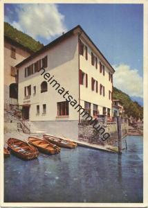 Gandria - Hotel Moosmann - Besitzer A. Moosmann - AK Grossformat - Verlag Brügger Meiringen 1960