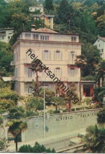 Locarno - Hotel Palmiera - AK Grossformat - Verlag R. Baumberger Oberbuchsiten gel. 1966