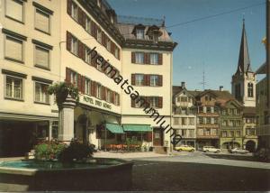 Altstätten - AK Grossformat - Verlag Foto-Gross St. Gallen