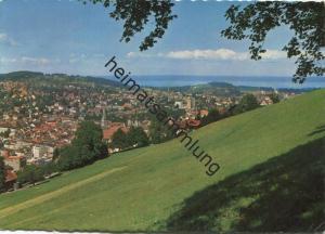 St. Gallen - AK Grossformat - Verlag Photoglob-Wehrli Zürich