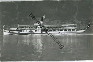 Brienzersee - M. S. Lötschberg - Verlag H. Steinhauer Interlaken