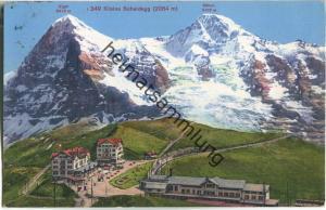 Kleine Scheidegg - Edition Photoglob Co. Zürich