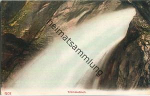 Trümmelbach ca. 1905