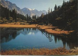 Lagh de Pian Doss - Lago Dosso - AK Grossformat