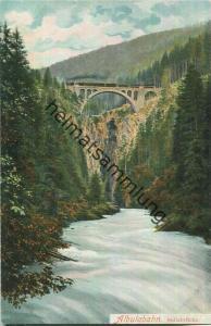 Albulabahn - Solisbrücke - Gebr. Wehrli Kilchberg ca. 1905