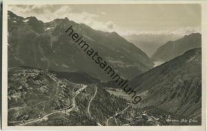 Bernina - Alp Grüm - Foto-Ansichtskarte 20er Jahre - Wehrlivelag Kilchberg