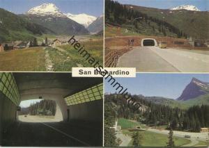 San Bernardino - AK Grossformat