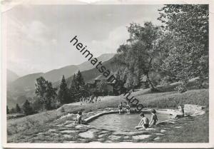 Malix - Kinderheim - Foto-AK Grossformat - Verlag E. Koehli Zürich gel.
