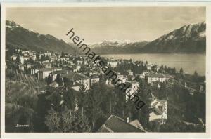 Locarno - Foto-Ansichtskarte 20er Jahre - Wehrliverlag Kilchberg