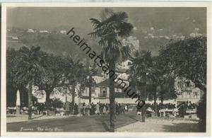 Locarno - Via della Place - Markt - Foto-Ansichtskarte 20er Jahre - Wehrliverlag Kilchberg
