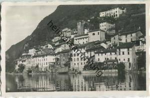 Lago di Lugano - Gandria - Foto-Ansichtskarte 20er Jahre - Eredi Alfredo Finzi Lugano