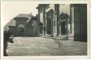 Lugano - Cattedrale - Foto-Ansichtskarte 20er Jahre - Verlag Photo F. Auditor Lugano