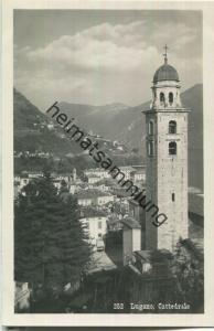 Lugano - Cattedrale - Edit. Contoli & Bernasconi Lugano 20er Jahre