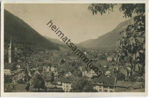 Chur - Generalansicht - Foto-Ansichtskarte - Verlag Frei & Co. St. Gallen