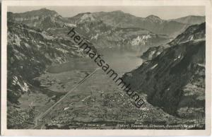 Altdorf - Reusthal - Urnerseek - Foto-Ansichtskarte - Verlag Eduard von Matt Altdorf