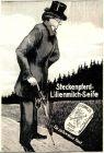 10 x Original-Werbung/ Anzeige 1905 bis 1911 - STECKENPFERD LILIENMILCH SEIFE / BERGMANN - RADEBEUL - UNTERSCHIEDLICHE GRÖSSEN