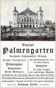 10 x Original-Werbung/ Anzeige 1889 bis 1907 - MOTIVE AUS LEIPZIG - UNTERSCHIEDLICHE GRÖSSEN