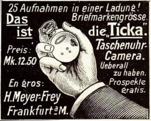 3 x Original-Werbung/ Anzeige 1907 / 1911 -  UHREN - UNTERSCHIEDLICHE GRÖSSEN