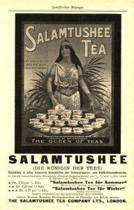 10 x Original-Werbung/ Anzeige 1907 bis 1958 - TEE - UNTERSCHIEDLICHE GRÖSSEN