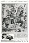 10 x Original-Werbung / Anzeigen 1930 ER JAHRE - AUTOMOBILE / OPEL - UNTERSCHIEDLICHE GRÖSSEN