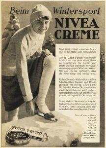 10 x Original-Werbung / Anzeigen 1912-1931 - NIVEA - GANZSEITEN
