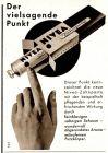 10 x Original-Werbung / Anzeigen 1950 ER JAHRE - NIVEA - UNTERSCHIEDLICHE GRÖSSEN