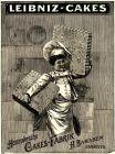 10 x Original-Werbung/ Anzeige 1897 bis 1942 - BAHLSEN KEKSE - HANNOVER - Größe unterschiedlich