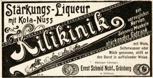 10 x Original-Werbung / Anzeigen 1902-1943 - LIKÖRE / LIQUEURE - UNTERSCHIEDLICHE GRÖSSEN