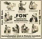 10 x Original-Werbung/ Anzeige 1910 bis 1949 - FÖN - Größe unterschiedlich