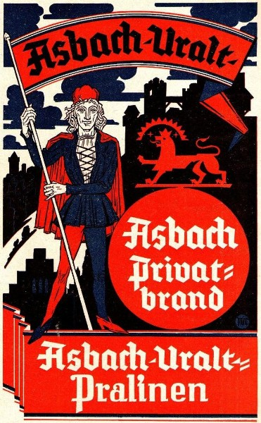 10 x Original-Werbung / Anzeigen 1920 ER UND 30 ER JAHRE - ASBACH URALT - GANZSEITEN