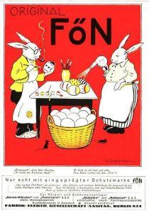 10 x Original-Werbung/ Anzeige 1921 bis 1930 - FÖN - GANZSEITEN